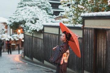 Kinh nghiệm du lịch Nhật Bản tháng 1: thời tiết, điểm đến và trải nghiệm lý tưởng