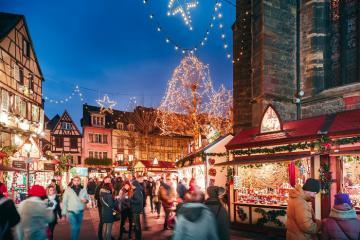 Những hoạt động giải trí thú vị vào dịp Giáng sinh ở Strasbourg nước Pháp