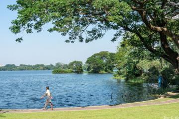 Thư giãn bên hồ Inya Myanmar với những trải nghiệm thú vị