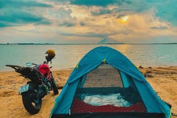 Chơi gì ở bãi Nước Ngọt Ninh Thuận?