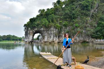 Khám phá núi Vòi Voi Quế Lâm - biểu tượng du lịch sinh thái Trung Quốc nổi tiếng
