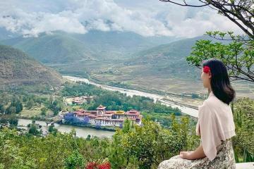 Ngôi làng Limbukha – 'nàng công chúa ngủ quên' của Bhutan