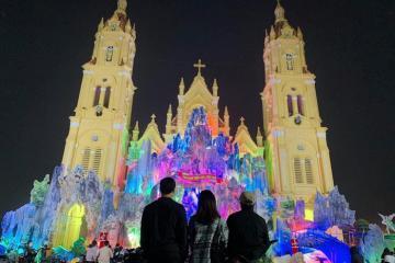 Những địa điểm đón Giáng sinh ở Nam Định không tốn một xu mà vẫn vui nổ trời