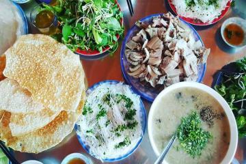 'Note' ngay những quán ăn ngon ở Phú Yên nức tiếng