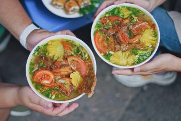 'Bùng nổ vị giác' tại 10 quán bún cá ngon ở Hà Nội ăn là ghiền