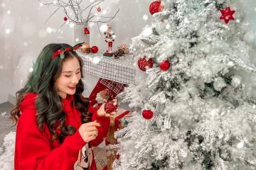 Truy tìm tọa độ 5 quán cafe trang trí Noel ở Thanh Hóa đẹp lung linh