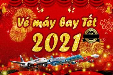 Trọn bộ bí kíp săn vé máy bay Tết Tân Sửu 2021