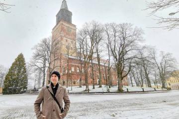 'Bay bổng' vào thế giới thần tiên tại thành phố Turku Phần Lan