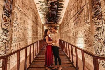 Bí ẩn 3.000 năm không lời đáp tại Thung lũng các vị vua Ai Cập