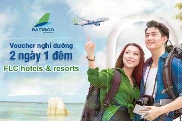 Cơ hội nghỉ dưỡng 5* khi bay Côn Đảo với hàng không Bamboo Airways