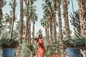 Vườn Majorelle - nét Pháp trong 'trái tim' Marrakesh