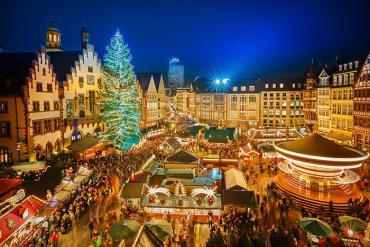 Ghé thăm những khu chợ Giáng Sinh nổi tiếng ở châu Âu