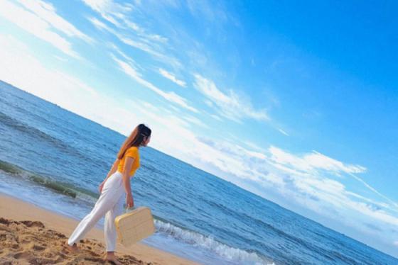 Hoang sơ vẻ đẹp biển Khai Long Cà Mau