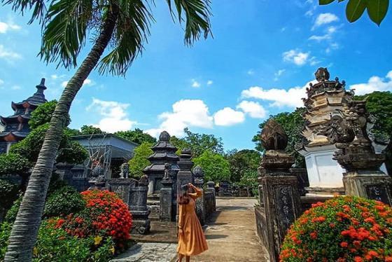 Chùa Thập Tháp Bình Định - trung tâm Phật giáo nức tiếng miền Trung