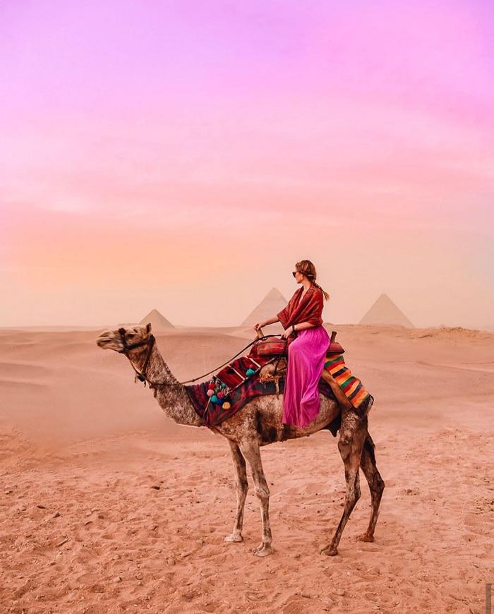 Tìm hiểu văn hóa là một trong những lưu ý khi du lịch Ai Cập