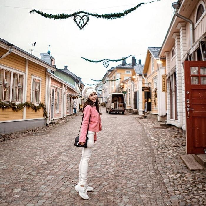 Chọn trang phục khi du lịch Phần Lan mùa xuân thế nào hợp lý