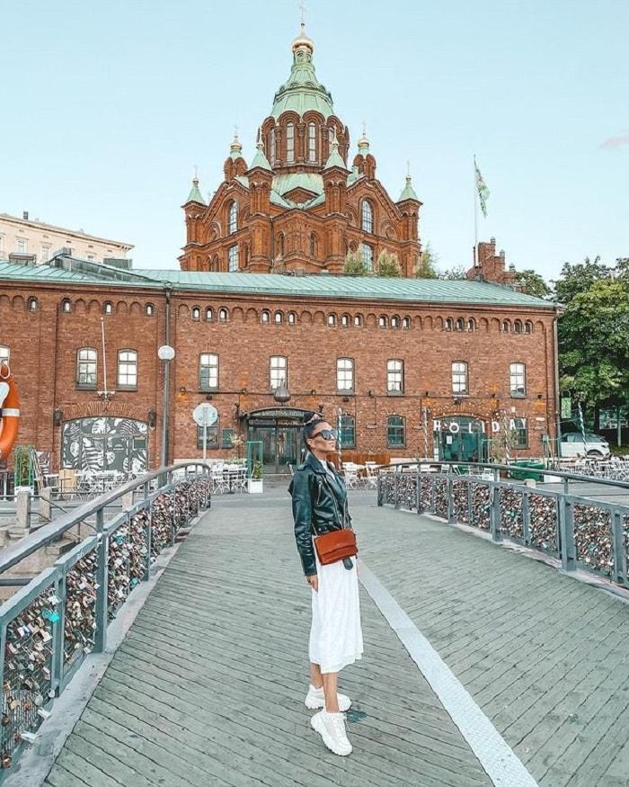 Cách chọn trang phục khi du lịch Phần Lan mùa thu