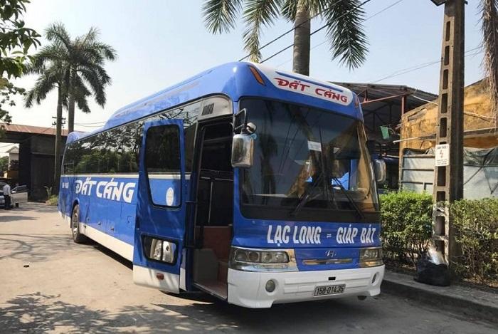 passenger car from Hanoi to Ha Long - Anh Huy car company