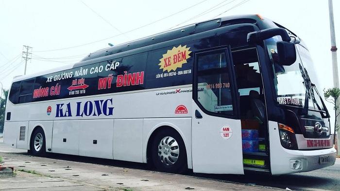 passenger car from Hanoi to Ha Long - Ka Long car company