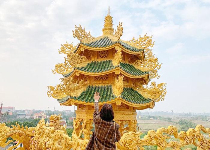 Ghé thăm chùa Phúc Lâm Hưng Yên