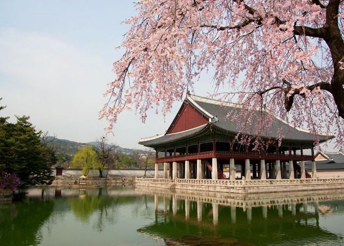 Cung điện Kyeongbok Hàn Quốc