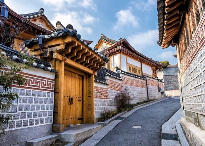 Làng văn hóa Namsan Hanok Hàn Quốc