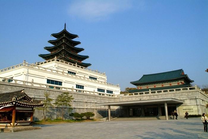 Viện bảo tàng truyền thống dân gian Quốc Gia Triều Tiên Hàn Quốc