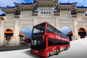 Với Xe Buýt 2 Tầng Tại Đài Bắc Bạn Có Thể Khám Phá Những Địa Điểm Nổi Tiếng Nào?