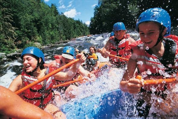 Du lịch Bali - Bạn từng nghĩ sẽ chèo thuyền vượt thác Ayung?