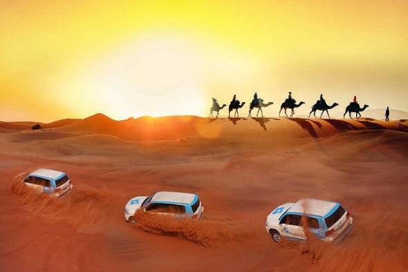 Cầm 700.000Đ Khám Phá Trọn Đêm Sa Mạc Tại Dubai