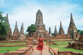 Nếu Tham Quan Ayutthaya Tự Túc, Hãy 'Dắt Túi' Ngay Các Thông Tin Dưới Đây!
