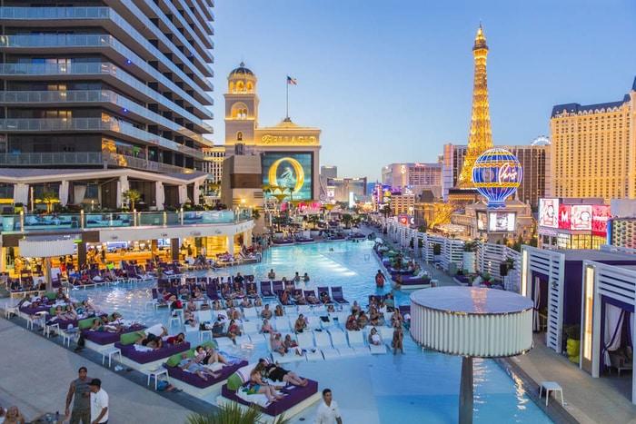 Thiên đường ở Las Vegas