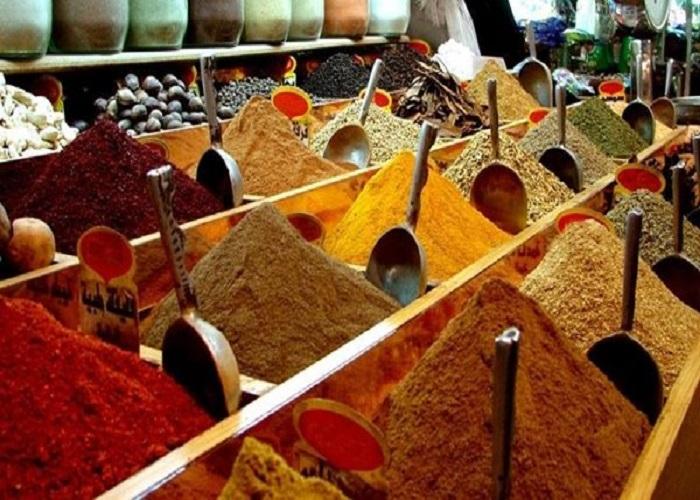 Chợ gia Vị Dubai