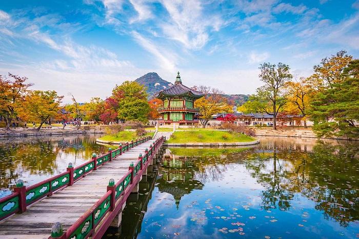 Cung điện hoàng gia Kyongbok