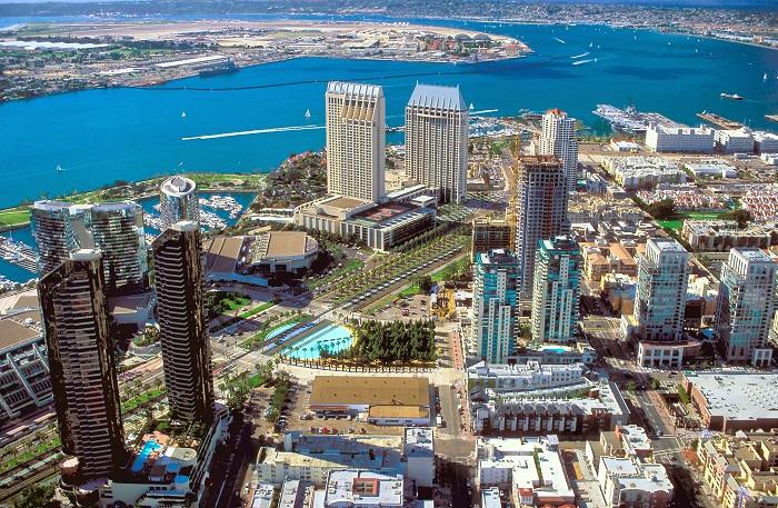 Tham quan San Diego