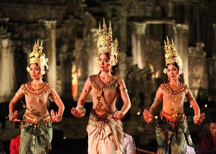 Vũ điệu Apsara