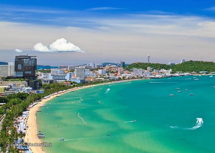 Thành phố Pattaya của Thái Lan