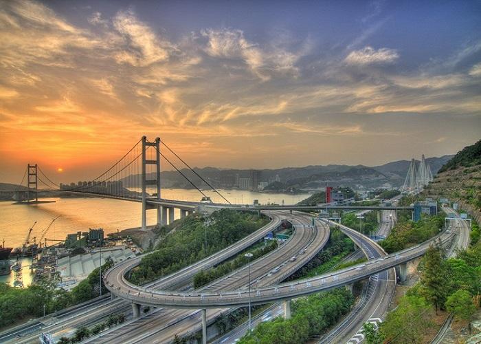 Cầu Thanh Mã Hồng Kông