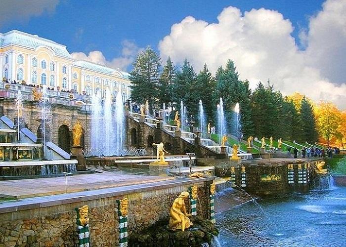 Cung điện mùa Hè Nga