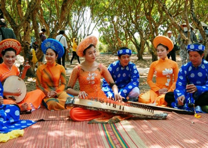 Đàn ca tài tử Nam Bộ