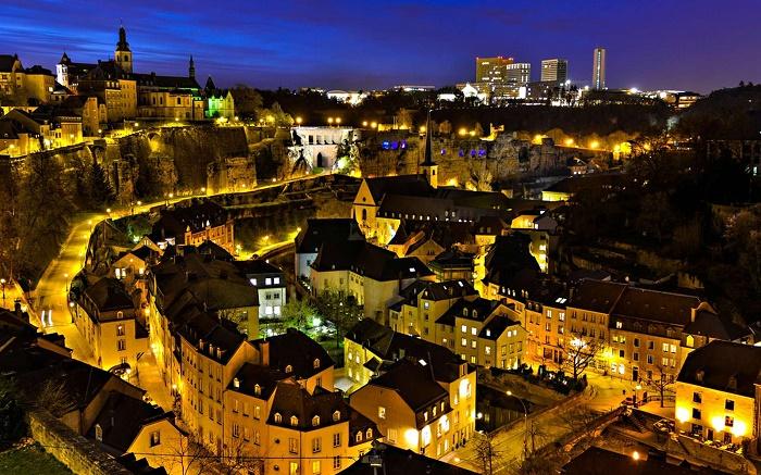 Du lịch Luxembourg, châu Âu
