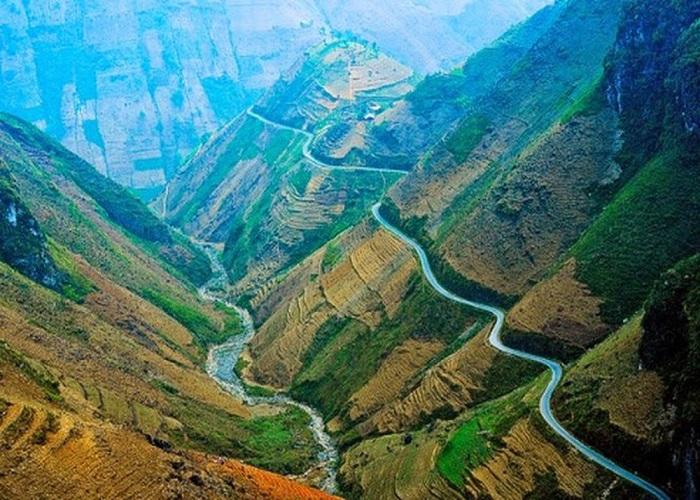 Du lịch Hà Giang: Đèo Mã Pí Lèng