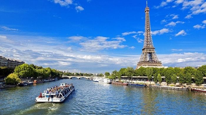 tour du lịch châu Âu nước Pháp