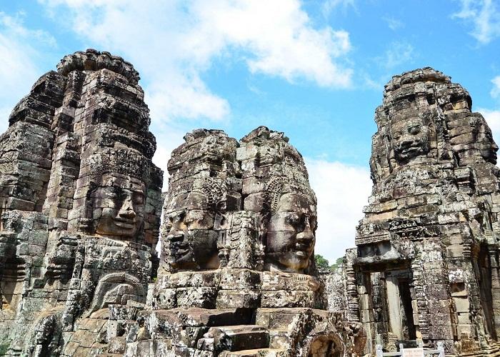 Angkor Thom Siem Riep