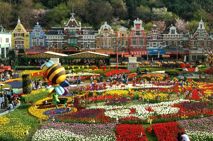 Công viên vui chơi giải trí Everland