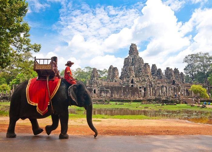 Siêm Riệp - Campuchia