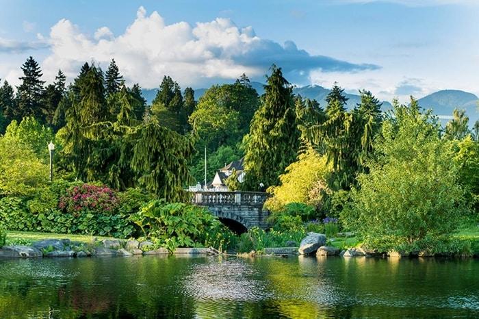 Stanley Park du lịch Canada