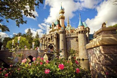 Tham quan Disneyland Los Angeles - Tour tự chọn tại Mỹ