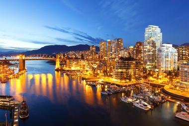 HCM - Vancouver - Đảo Victoria 7N6Đ
