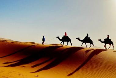 HCM - Dubai - Abu Dhabi 5 Ngày Bay 5 Sao